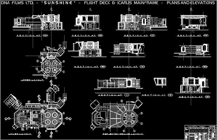 Deck Elevation Drawing Deck Plans Elevations